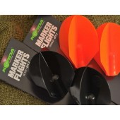 spare marker flights black korda