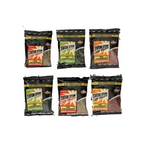pellet 4mm/350g swim stim pro-expanders green betaine dynamite baits