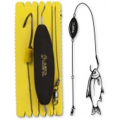 przypon roz. l 180cm underwarer float black cat