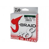 J-BRAID X8 0,16mm/150m DARK GREEN DAIWA