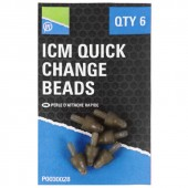icm quick change beads preston