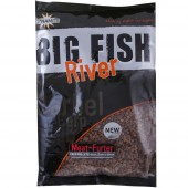 big fish river pellet meat 4/6/8mm dynamite baits