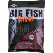 big fish river pellet shrimp-krill 4/6/8mm dynamite baits