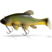 freak of nature 23cm/270g swimbait tench quantum