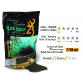 champion's feeder mix black roach 1kg browning