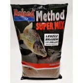 lescz brasem 1kg method super mix boland