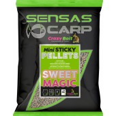 sweet magic mini sticky pellets 700g sensas