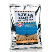 marine halibut 2kg method mix dynamite baits