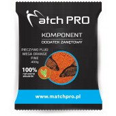 pieczywo fluo mega orange fine 400g match pro