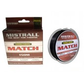 amundson match 0,16mm 150m mistrall