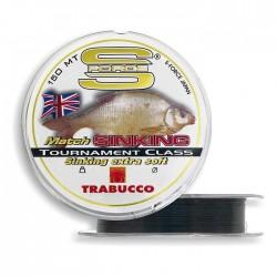 TRABUCCO MATCH S-FORCE 0,25MM 150M